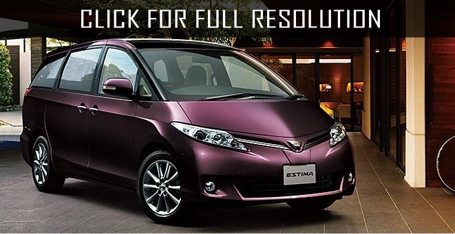 Toyota Previa 2016 - reviews, prices, ratings with various photos