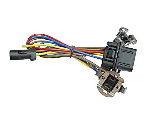 Bmw Tail Light Bulb Socket Wiring Harness Plug Repair Kit