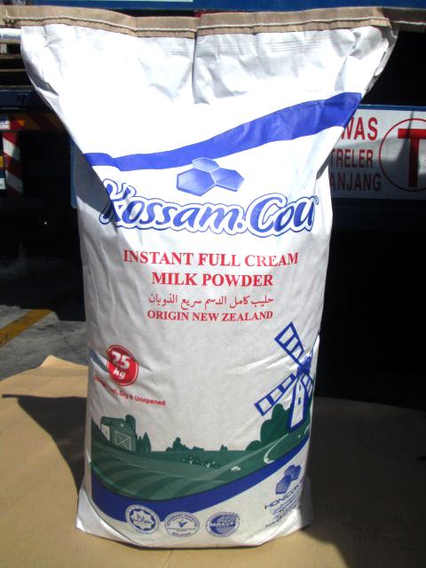 Kossam Cow Instant Full Cream Milk Powder
