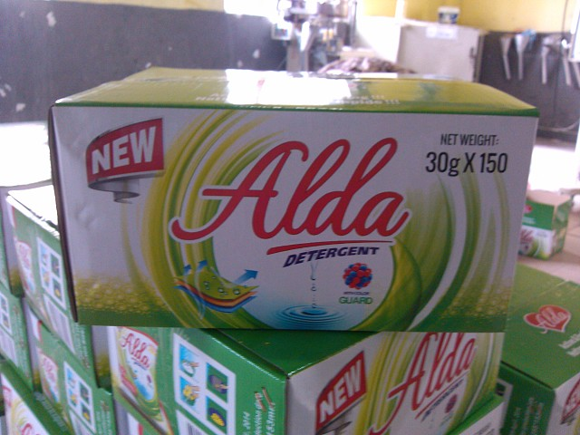 Alda 30gr Cleaning Powder