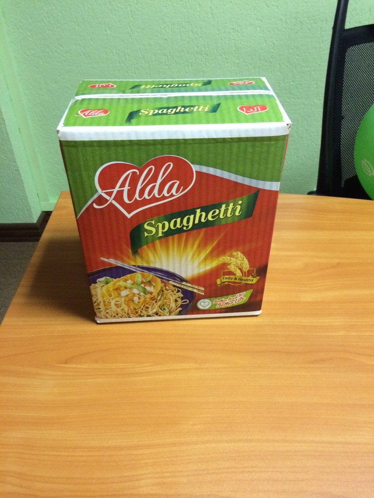 ALDA spaghetti