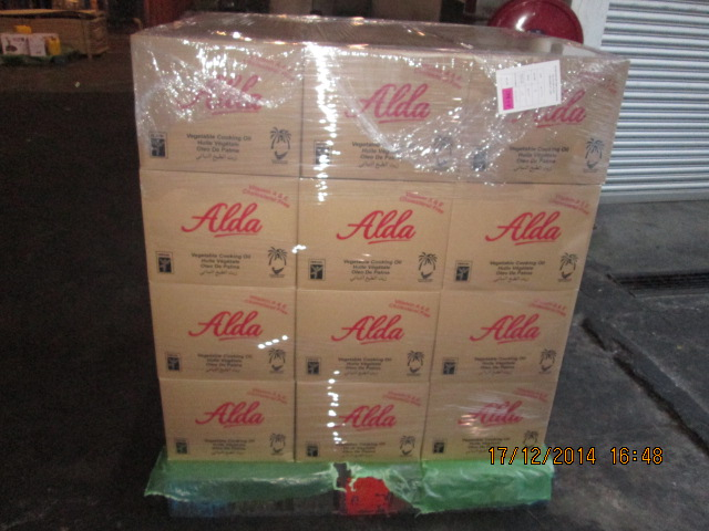 ALDA Vegetable Cooking Palm Oil