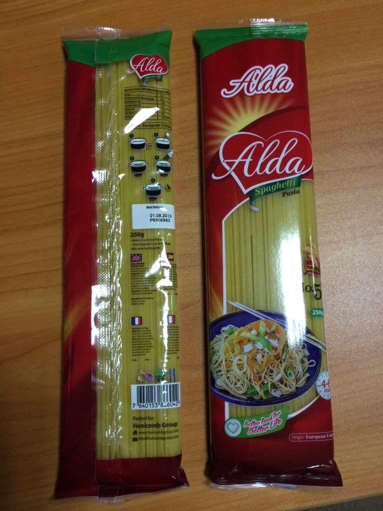 Alda Spaghetti Pasta
