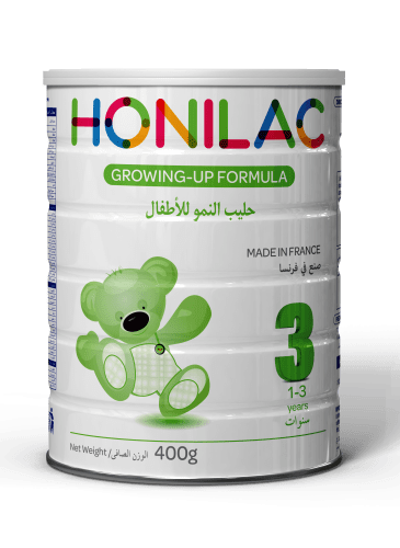 Honilac Infant Formula for buttle feeding babies Stage 3