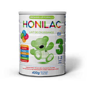 Honilac Infant Formula French and English Stage Three