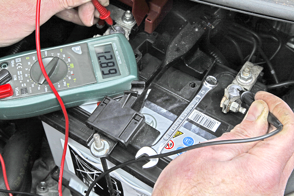 Dodge Amp Gauge Wiring How To Test An Alternator