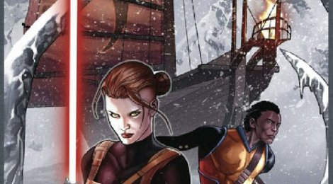 Book Review - Spiral, a Star Wars: Lost Tribe of the Sith Comic