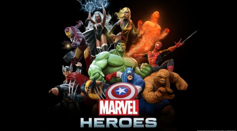 Get to know an MMO:  Marvel Heroes