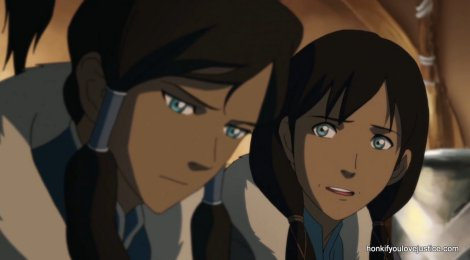 The Legend of Korra Book 2 - A Rough Start