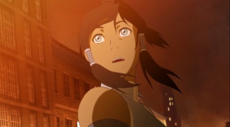 The Legend of Korra - Peacekeepers