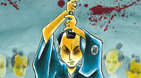 Comic Book Review - 47 Ronin (Stan Sakai)