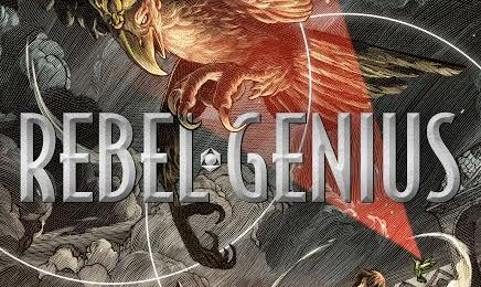 Book Review - Rebel Genius by Michael Dante DiMartino