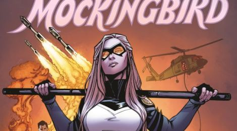 Comic Book Review - Mockingbird, Volume 1:  I Can Explain