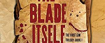 Book Review - The Blade Itself by Joe Abercrombie