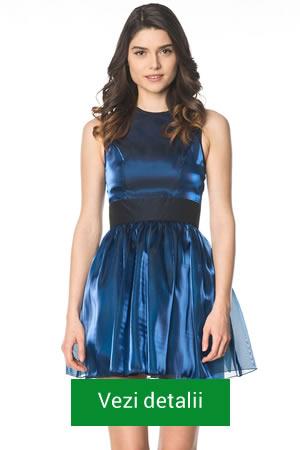 Rochie de banchet albastra