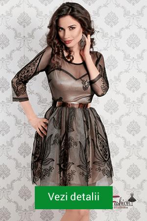 Rochie pentru banchet culoarea neagra