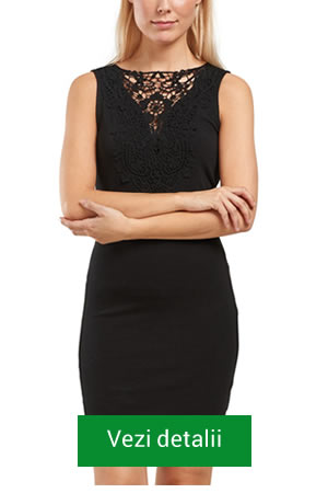 rochie pentru banchet neagra