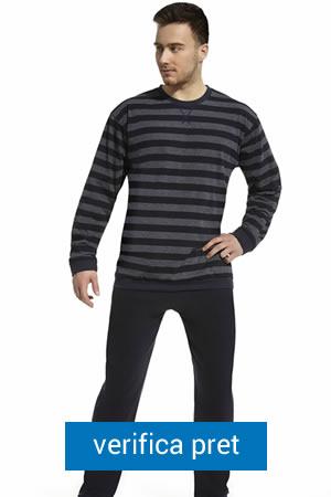 Pijama barbati - Cornette in dungi