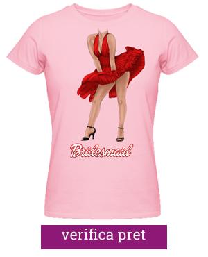 tricou pentru echipa ROZ ideaplaza