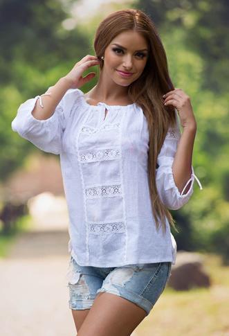 Bluza tip ie traditionala simpla