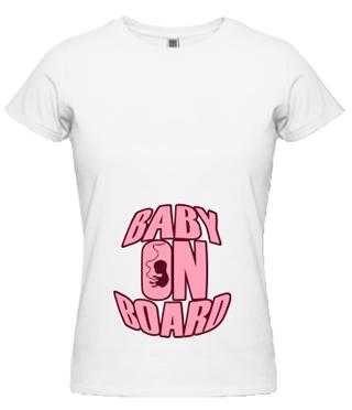 tricouri pentru gravide baby on board