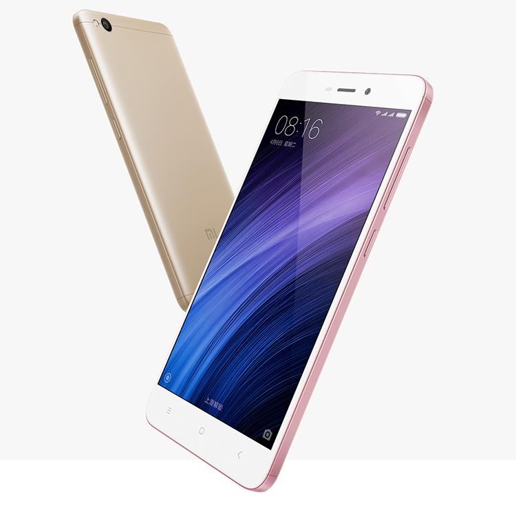 Buy Xiaomi Redmi 4A Rose Gold 2GB RAM 16GB ROM | Redmi 4 Rose Gold Price