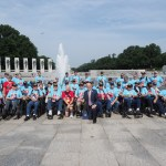 June 2018 Honor Flight of Central Oregon