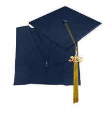graduation caps gowns cap