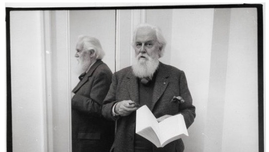 Remembering a Favorite Canadian Novelist—Robertson Davies Visits a NY Hotel  Room