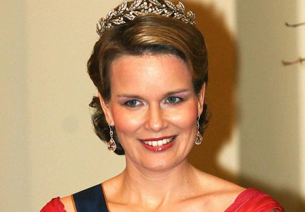Mathilde Of Belgium