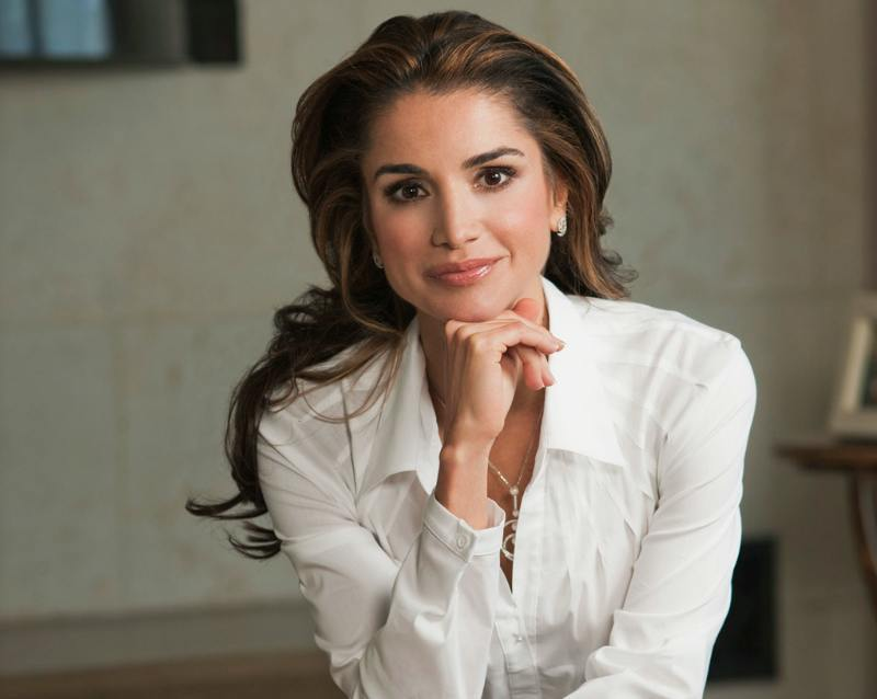Rania Of Jordan
