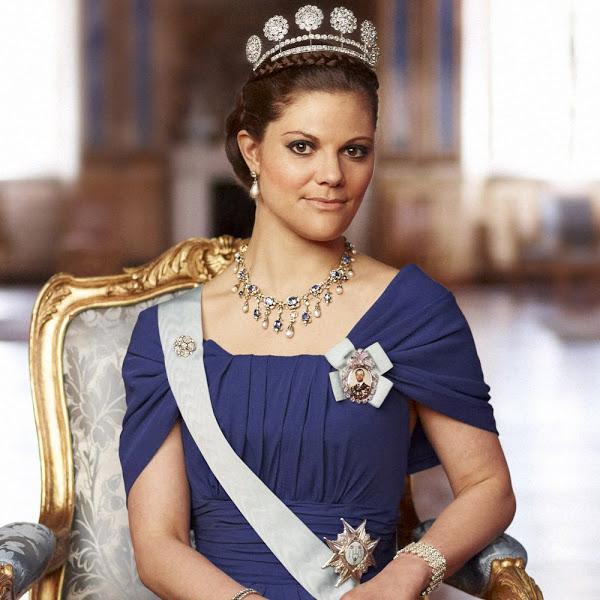 Victoria Of Sweden