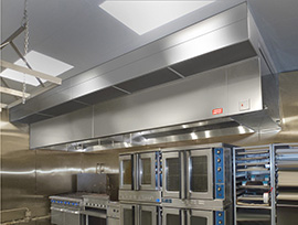 Kitchen Exhaust Hood Cleaning Certification