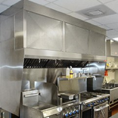 Kitchen Exhaust Fans Home Depot Wooden Stools Commercial Hood, Ventilation And ...