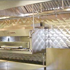 Hood Kitchen Latest Trends In Flooring Wall Panels For Commercial Kitchens At Depot
