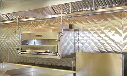 Wall Panels For Commercial Kitchens At Hood Depot