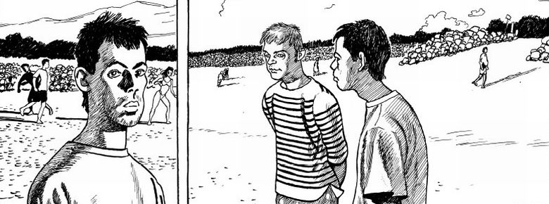 Fabrice Neaud's Journal and Autobiographical Comics « The