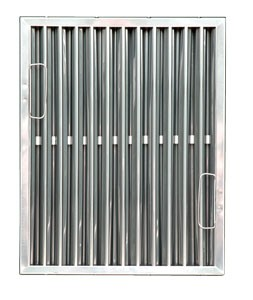 kitchen hood filters wrought iron chairs flame gard type ii the extra heavy duty option