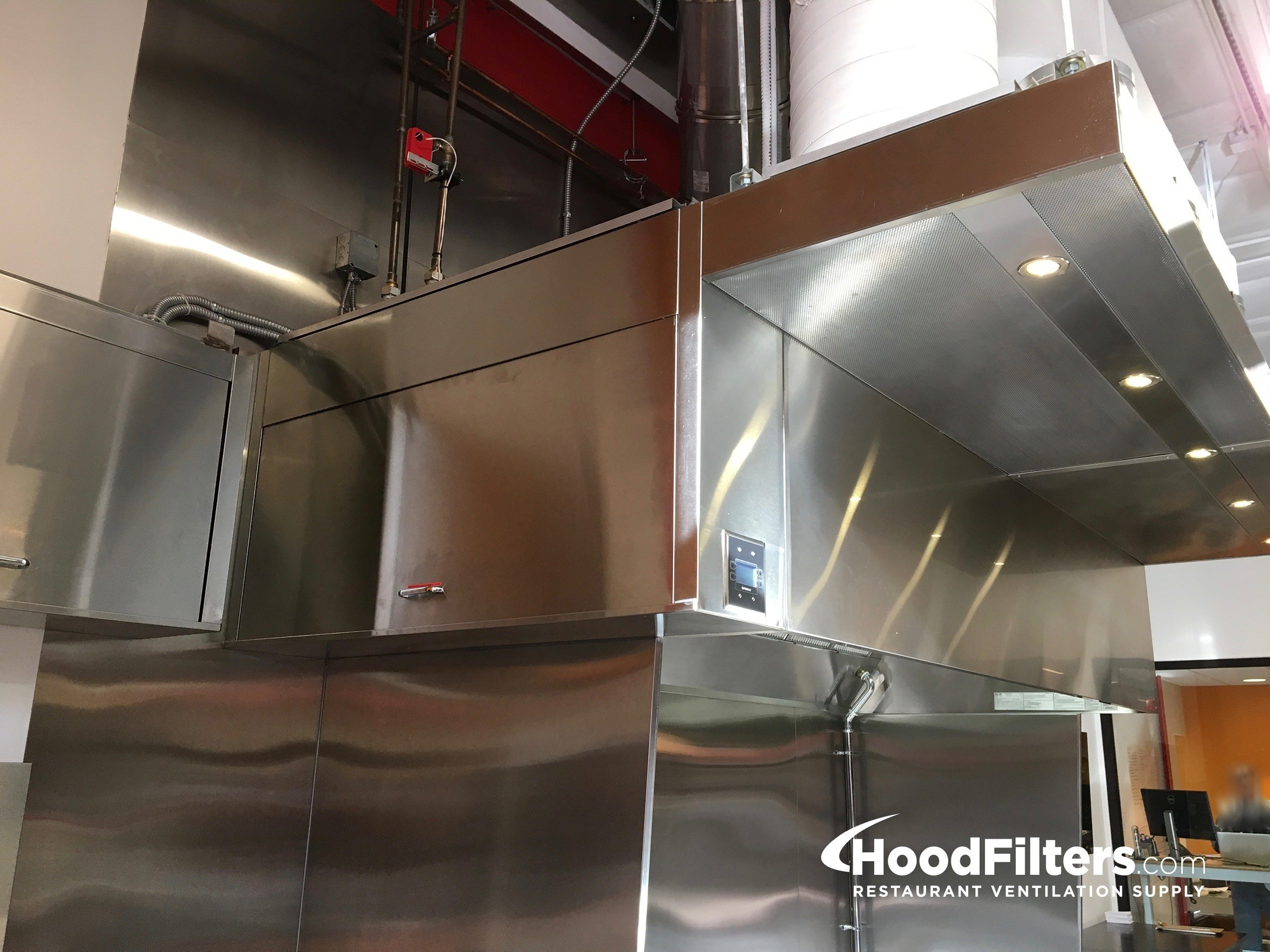 commercial kitchen hood installation cheap used appliances 5 39 type 1