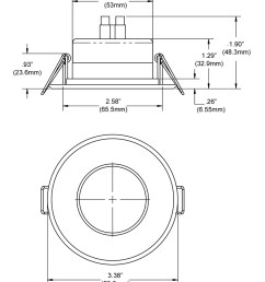 download the recess mount perimeter led light information sheet pdf [ 924 x 1087 Pixel ]