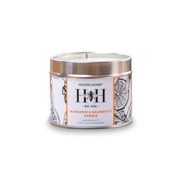 Mandarin & Grapefruit Candle