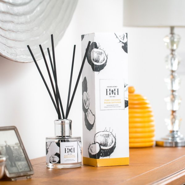 Pure Coconut Room Diffuser