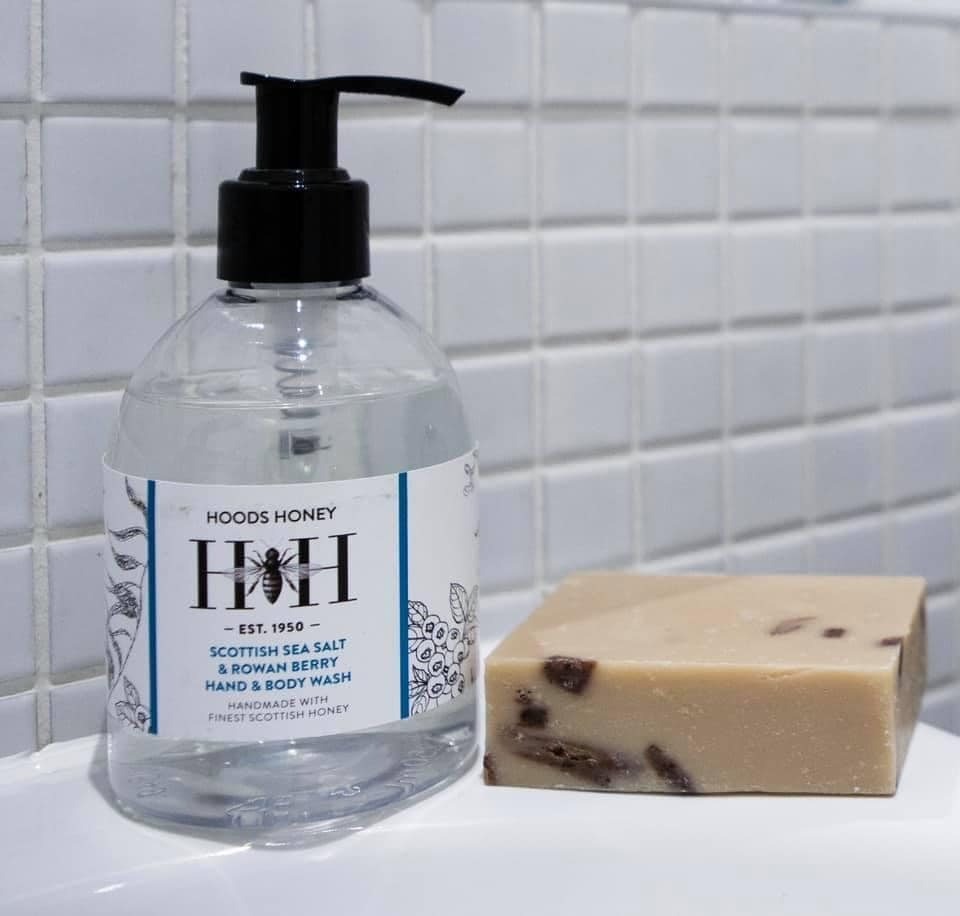 Hand & Body Wash and Soap