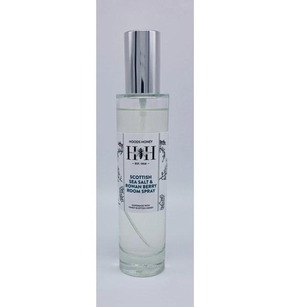 Scottish Sea Salt & Rowan Berry Room Spray