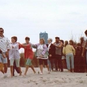 Strandopening-polonaise