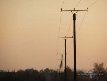 10 kV vlak over de Duitse grens bij Coevorden