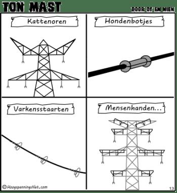 Ton Mast cartoon
