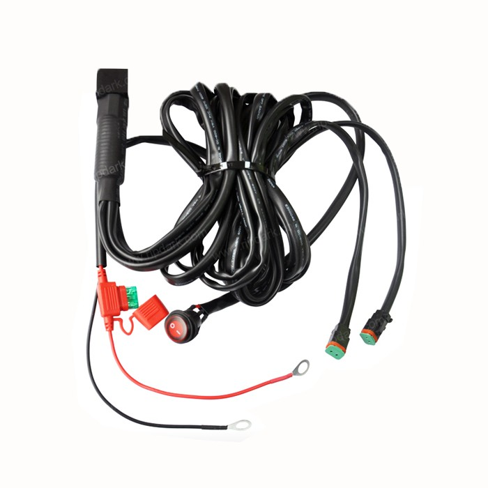 light bar Relay Switch for Off Road Fog Driving LED Lights