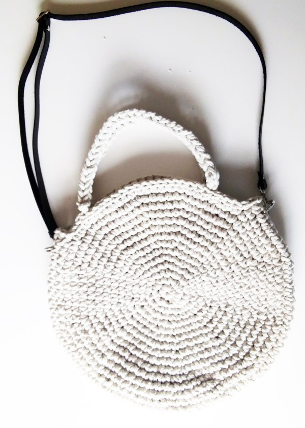 fullcircle bag ivory custom