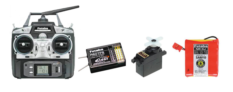 hight resolution of rc airplane radio basics
